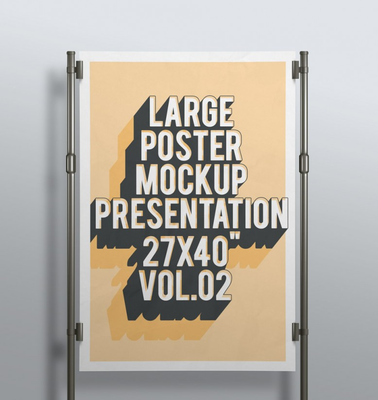 Large Poster