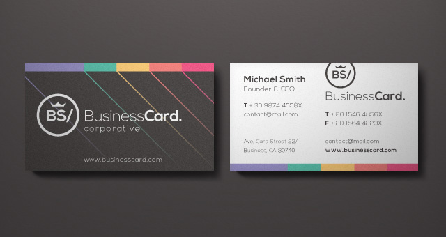002 business card corporative agency company print porcelain 002 business card corporative agency company print reheart Images