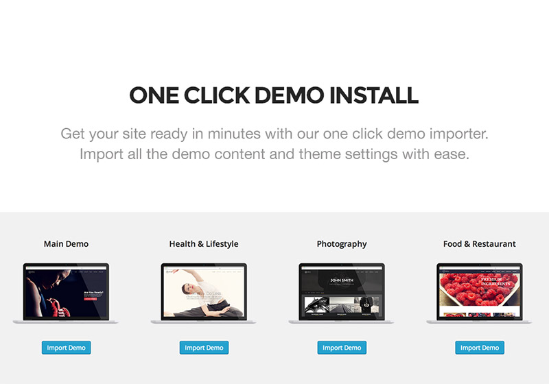 Story - Creative Responsive Multi-Purpose Theme - 2